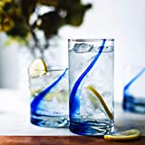 Libbey Blue Ribbon Impressions 16-Piece Tumbler and