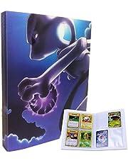 Album for Pokemon Cards, Pokemon Trading Card Protector Sleeves, Pokemon Card Holder