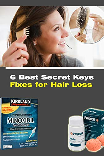 6 Best Secret Keys Fixes for Hair Loss: The Best Hair-Loss Treatments 2019