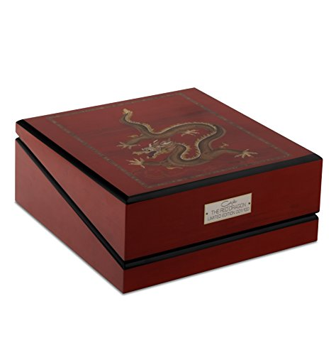 Orbita Artisan Red Dragon 3 Rotorwind Watchwinder