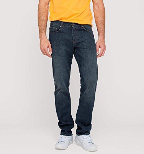 C&A Herren Jeans THE STRAIGHT Light Washed Denim jeans - dunkelblau