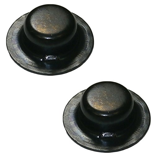Homelite 2 Pack of Genuine OEM Replacement Push Cap Nuts 679957001-2PK