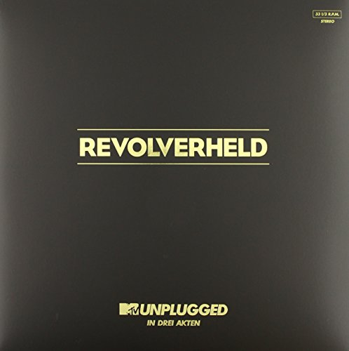 Revolverheld CD Covers
