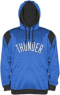 687a62f6b90 NBA Men s Big   Tall 1 4 Zip Synthetic Pullover Hoodie ...