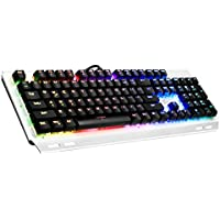 OMBAR K676 Mechanical Laser Gaming Keyboard (RGB Mechanical Keyboard)