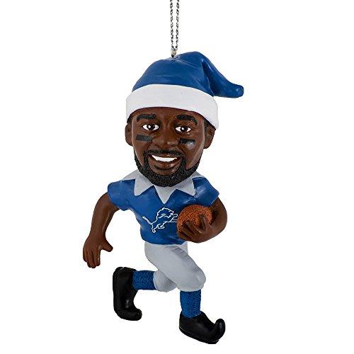 Detroit Lions Johnson C. #81 Ornament