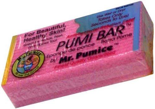 MR PUMICE Pumi Bar, 4 Count