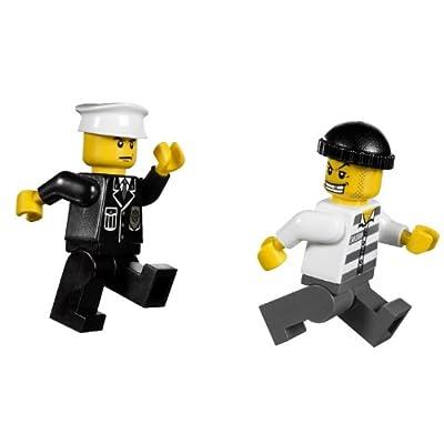 LEGO City Set #7245 Prisoner Transport: Toys & Games