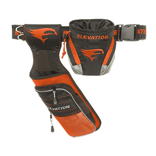 Elevation Nerve Field Quiver Package Orange RH