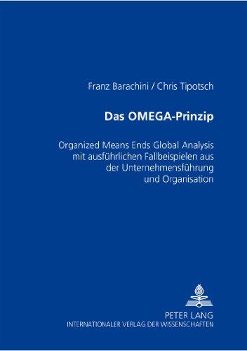 Das OMEGA-Prinzip (German Edition)