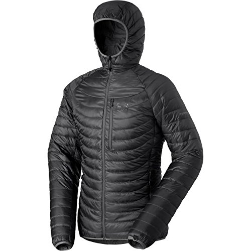 Dynafit TLT Hybrid Primaloft Hooded Jacket - Men's Asphalt, - Hooded Quantum Shirt