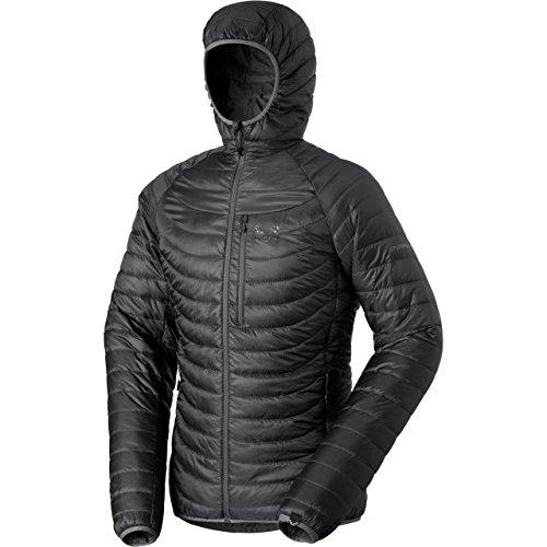 Dynafit TLT Hybrid Primaloft Hooded Jacket - Men's Asphalt, - Hooded Shirt Quantum