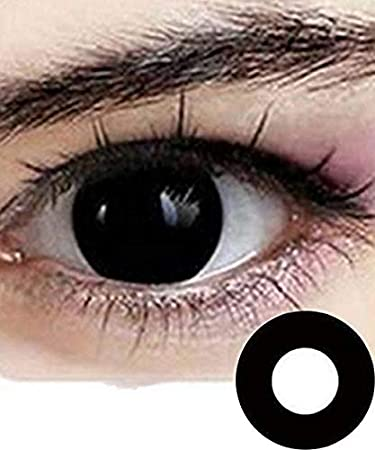 Amazon Com Women Multi Color Contact Lenses Cosplay Eyes Cute