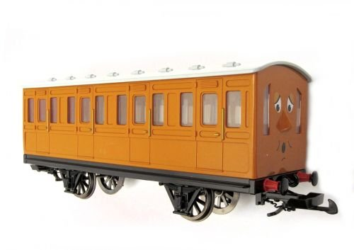 """Bachmann Voitures Clarabel """"Thomas and Friends"""" brun, Spur G, Pour LGB Embrayage"""