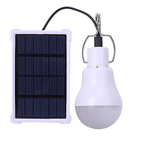 Chicken Coop Solar Powered Lighting - 5