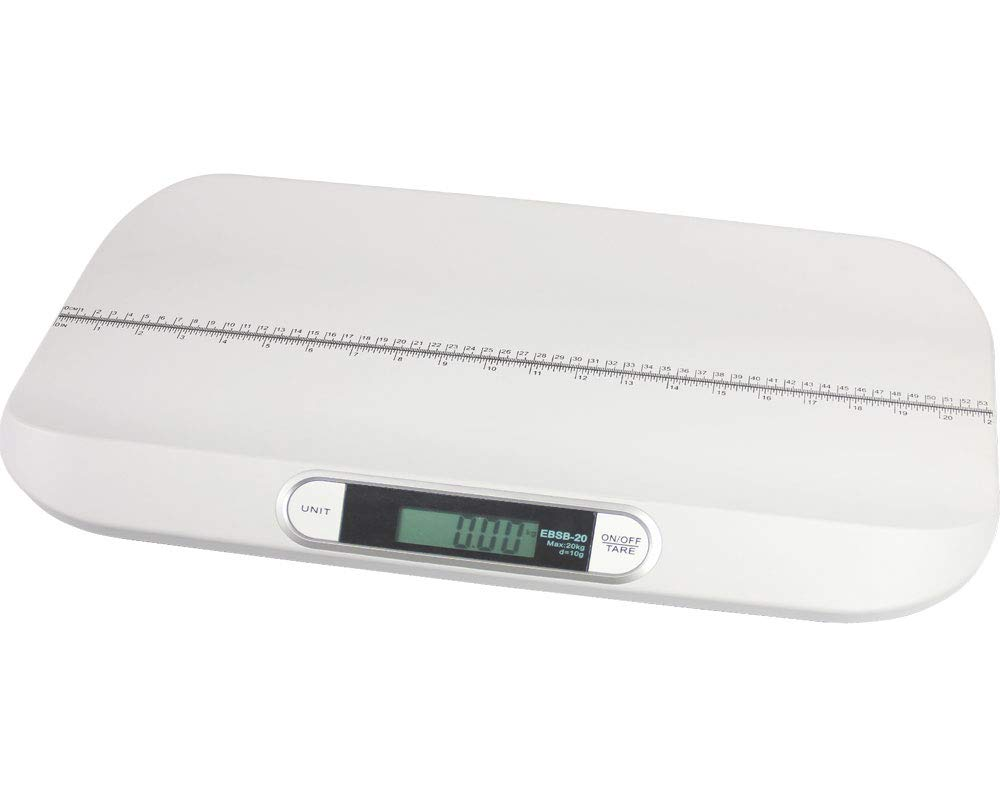 Amazon.com: CGOLDENWALL Smart Baby Scale Digital Weighing ...