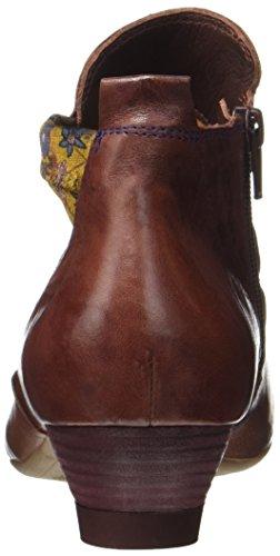 Donne 54 Delle Aida Kombi 54 Aida Think maroni Brown Marrone Women's Stivali kombi Boots maroni Pensare gpx0vqP