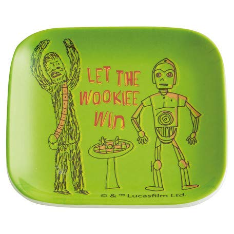 Melamine mini plate [Star Wars (sketchbook GR)] ¦ Delivery Note