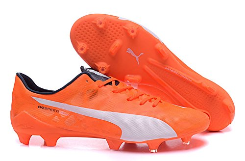 Fg Speed Boot - VCJU2MR1P Generic Men Evo SPEED 1 4 SL FG Orange Soccer Football Boots