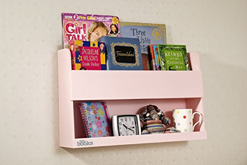 The Original Wooden Bunk Bed Shelf and Bedside Storage for Kids Rooms