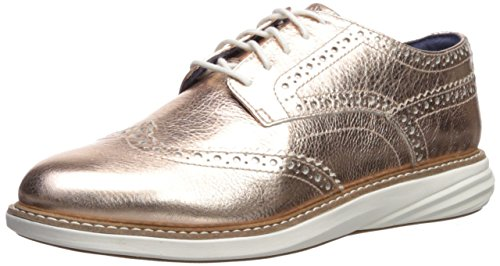 Metallic Cole Women's Haan Leather Rose Gold z48qTw4I