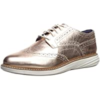 Cole Haan Women's GrandEvOlution Shortiwing Oxford Flat