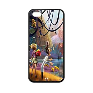 Custom Cloudy With A Chance Of Meatballs Back Cover Case for iphone 5C JN5C-323 by lolosakes