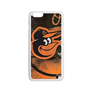 EROYI Baltimore Orioles Cell Phone Case for Iphone 6