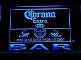 Corona Bar Beer Extra LED Neon Light Sign Man Cave 418-B