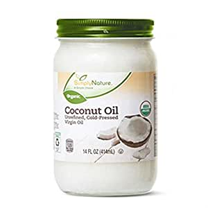 Simply Nature Coconut Oil Price