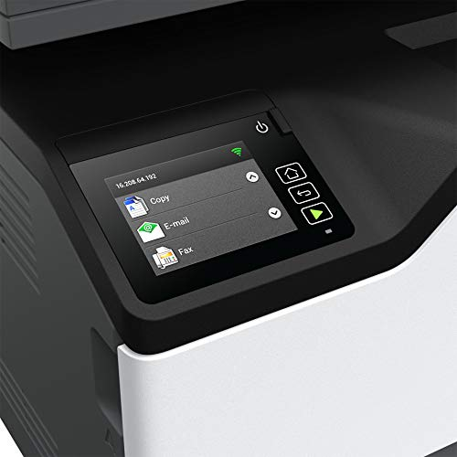 Lexmark MC3224dwe Color Multifunction Laser Printer with Print, Copy, Scan, and Wireless Capabilities, Two-Sided…