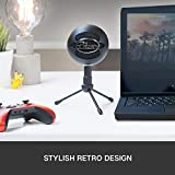 Blue Snowball iCE USB Mic for Recording and
