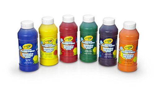 Washable Kids Fingerpaints
