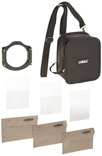 Z Pro Series ND Graduated Filter Kit,  (Black/Grey) by Cokin