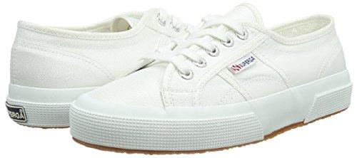 900 Blanco Superga 2750 Lamew Mujer Zapatillas white xHZTCy7Aqw