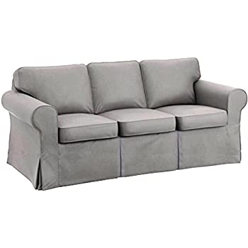 Awe Inspiring Amazon Com The Cotton Sofa Cover Only Width 81 85 Not Cjindustries Chair Design For Home Cjindustriesco