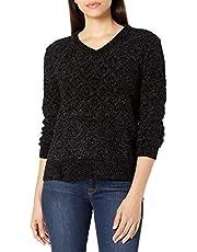 NYDJ Women's V-Neck Sweater