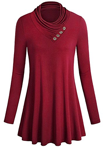 OURS Womens Sleeve Loose Fitting