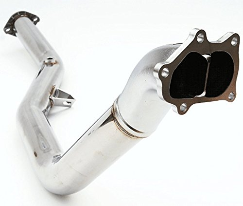 Invidia HS08SW1DPN Divorced Wastegate Down Pipe for Subaru WRX STI/Legacy