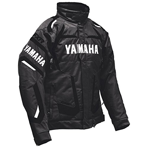 Yamaha Four Stroke Jacket Black X Large