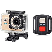 Full HD Waterproof H16R Wifi HD 1080P Ultra Sports Action Camera DVR Cam Camcorder,Sports Camera (Khaki)