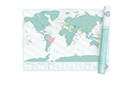 Scratch Map Hello Edition Map By Luckies
