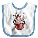 five brothers bib overalls - XHX Baby's Small Cake Saliva Towel Bibs Burp Cloths