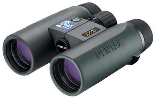 Pentax 10x42mm Dcf Cs Binoculars