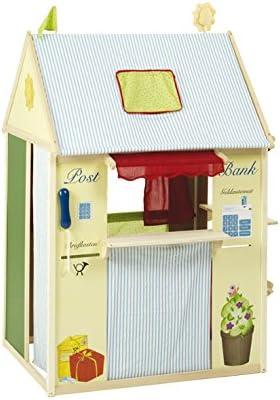 roba-kids- Casa de Juegos con Paneles Decorados, Multicolor (Roba Baumann 6962)
