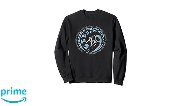 Amazon.com: Sweatshirt For Brazil Surf Surfing Brazilian Fans Surfers: Clothing