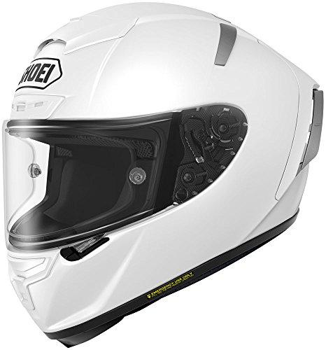 Shoei X-Fourteen White Full Face Helmet - Medium