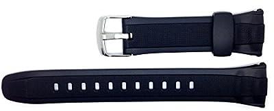 Genuine Casio Replacement Watch Strap 10152407 for Casio Watch WVA-620J-9AD + Other models from Casio