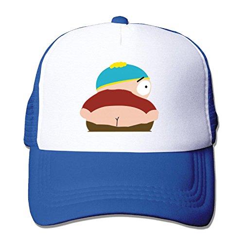 Truck caps Cool South-park Cartman Men Women cap SkyBlue (5 colors)