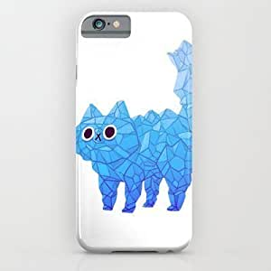Society6 - Crystal Cat iPhone 6 Case by Paperbeatsscissors